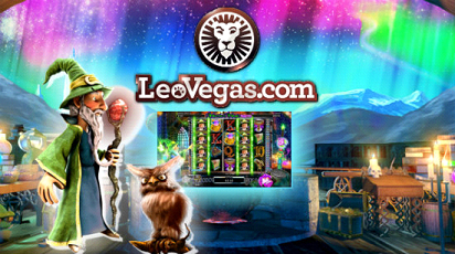 leo vegas merlins magic Casino Nyheter