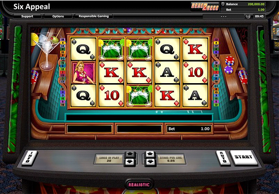six appeal casino nyheter