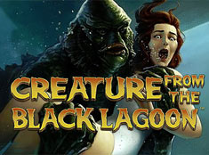 Creature from the Black Lagoon Spill Gratis