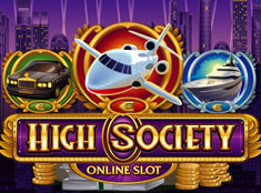High Society spill gratis
