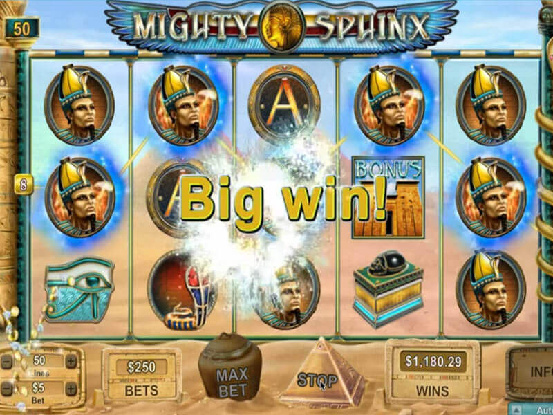 The Mighty Atlas – Spill gratis spilleautomater på nett