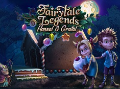 Fairytale Legends: Hansel & Gretel spilleautomat fra Net Entertainment