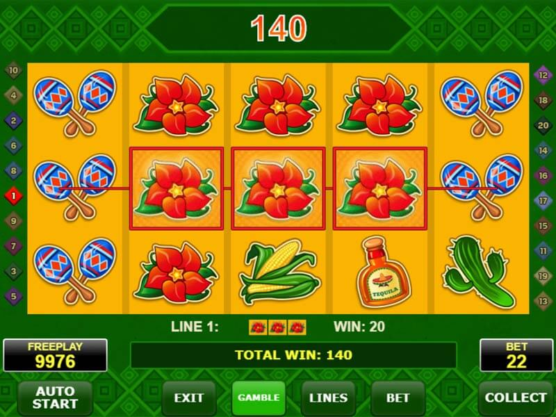 Red Chilli Slot spilleautomat